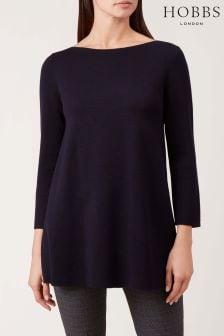 Hobbs Navy Lucy Sweater