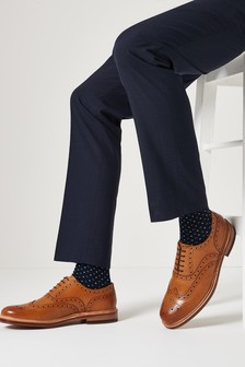 Modern Heritage Goodyear Welted Brogue
