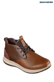 Skechers® Brown Delson-Clenton Boot
