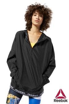 Reebok Black Woven Jacket