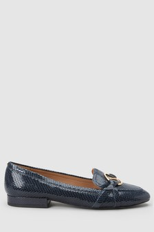 Heritage Leather Loafers