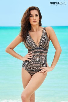 Miraclesuit Leopard Odyssey Swimsuit