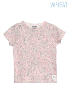 Wheat Pink Princesses Tee