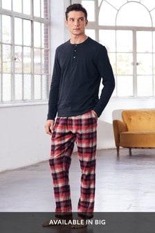Woven Pyjama Set