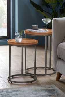 Amsterdam Nest Of 2 Tables