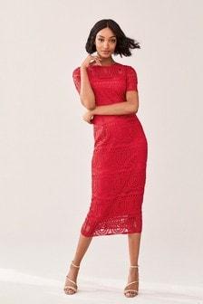Premium Lace Dress