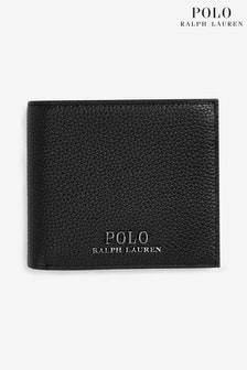 Polo Ralph Lauren Leather Billfold Wallet