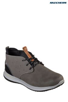 Skechers® Grey Delson-Clenton Boot