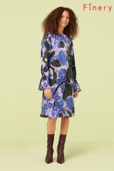 Finery London Multi Jessi Print Shift Dress