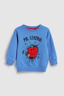 Mr. Strong Crew (3mths-8yrs)