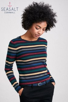 Seasalt Mythology Raven Revel Jumper
