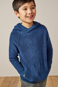Cosy Knitted Hoody (3-16yrs)