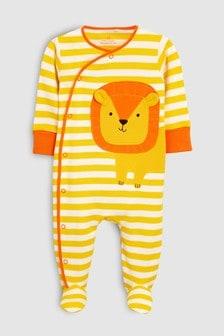 Lion Sleepsuit (0mths-2yrs)