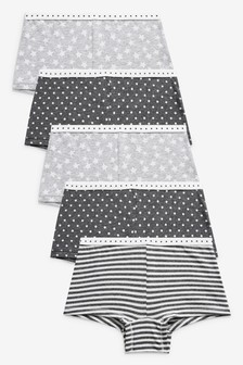 Star Boxers Five Pack (2-16yrs)