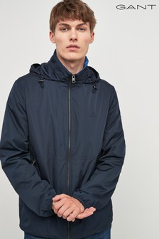 GANT Navy Wind Shielder Jacket