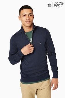 Original Penguin® Dark Sapphire Sweater