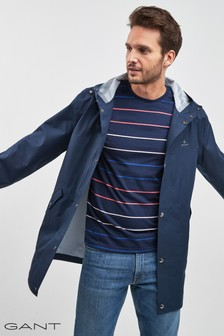 GANT Navy Weather Parka
