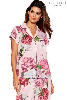 Ted Baker Light Pink Palace Gardens Revere Top