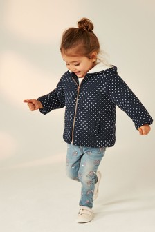 Quilted Jacket (3mths-7yrs)