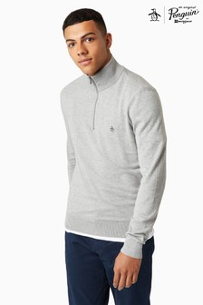 Original Penguin® Rain Heather Sweater