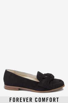Bow Loafers