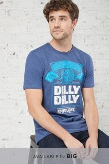 Bud Light Graphic T-Shirt