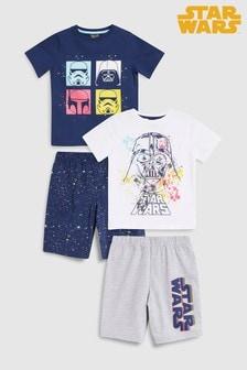 Star Wars™ Pyjamas Two Pack (3-14yrs)
