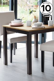 Bronx Oak Effect 4 Seater Dining Table