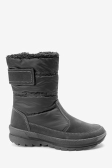 Weather Repellent Winter Boots