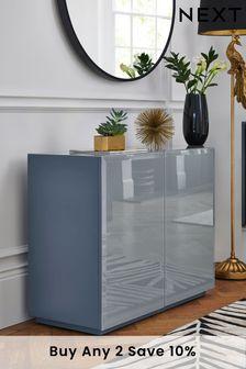 Sloane Grey 2 Door Sideboard