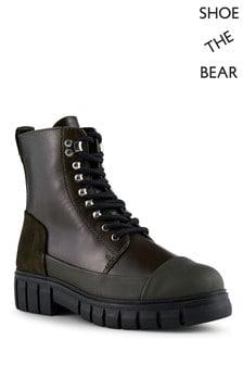 Shoe The Bear Khaki Boots