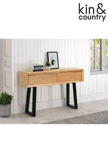 Kin And Country Croswell Console Table