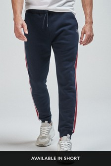 Side Stripe Slim Fit Joggers