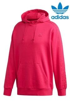 adidas Originals Pink Overhead Hoody
