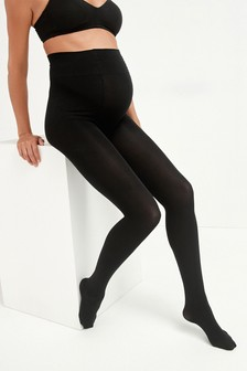 3D 100 Denier Maternity Tights
