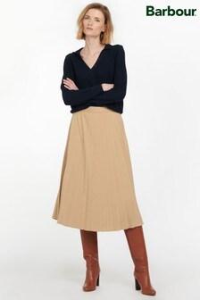 Barbour® Beige Modern Heritage Rosefield Skirt