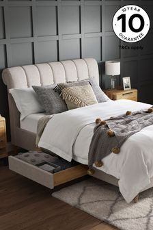 Hargrave Two Drawer Storage Bed