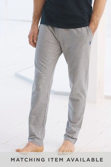 Lightweight Slim Fit Open Hem Joggers