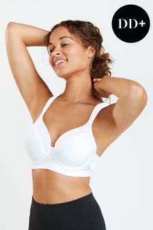 Sports High Impact Full Cup Wired Bra