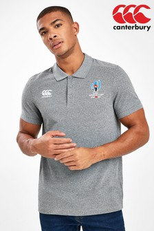 Canterbury Rugby World Cup Jersey Poloshirt