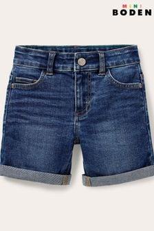 Boden Denim Adventure-Flex Shorts