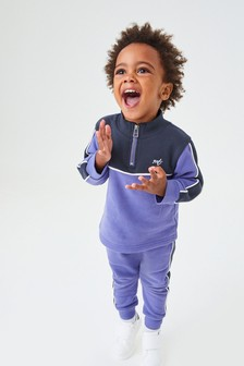 Sporty Jumper And Jogger Set (3mths-7yrs)