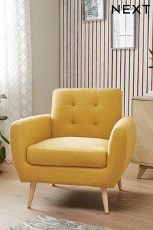 Hyett Armchair With Light Legs