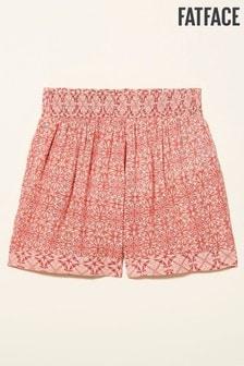 FatFace Geo Tile Shorts