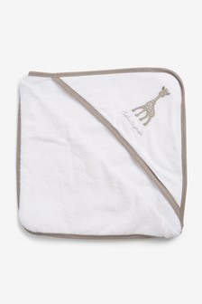 Sophie la Girafe Hooded Bath Towel