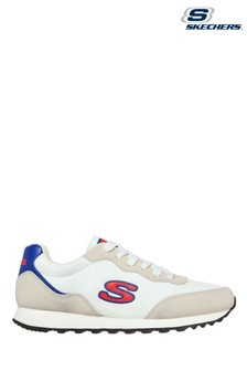 Skechers Natural OG 85 Vibe'In Trainers