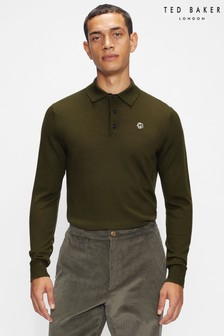 Ted Baker Wembley Core Ls Polo Shirt
