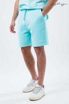 Hype. Green Mens Shorts
