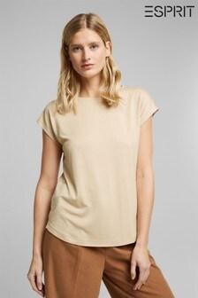 Esprit Beige T-Shirt