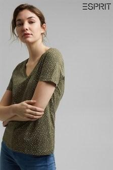 Esprit Green Organic Cotton T-Shirt